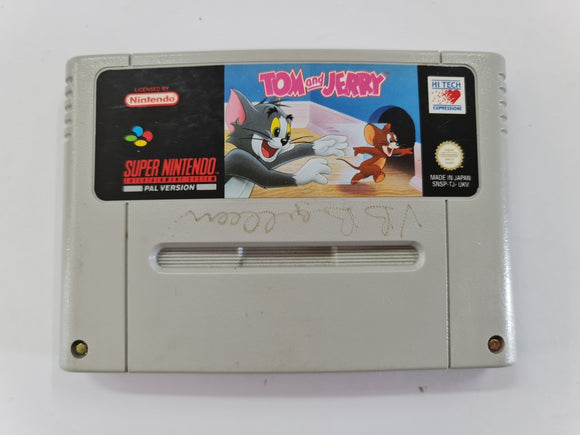 Tom And Jerry Cartridge