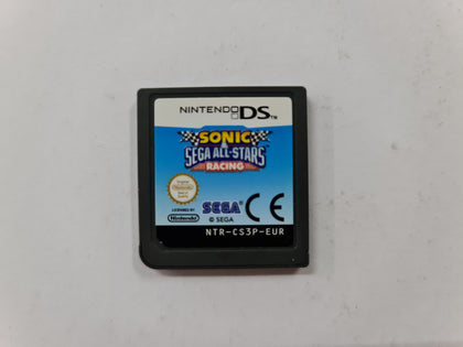 Sonic And Sega All Stars Racing Cartridge