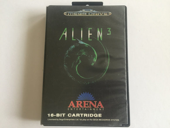 Alien 3 In Original Case
