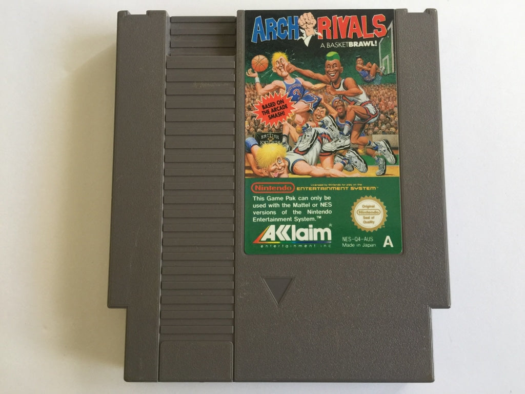 Arch Rivals Cartridge