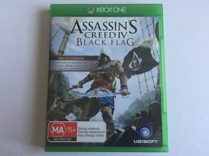 Assassins Creed Iv Black Flag Pre Owned