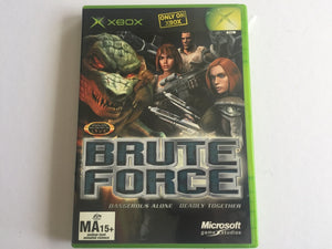 Brute Force Complete In Original Case