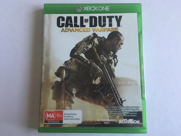 Call of Duty Advanced Warfare Pre Owned