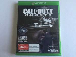 Call of Duty Ghosts Pre Owned