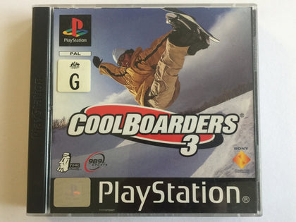Cool Boarders 3 Complete In Original Case