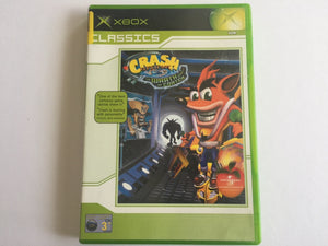 Crash Bandicoot The Wrath of Cortex In Original Case