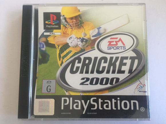 Cricket 2000 Complete In Original Case