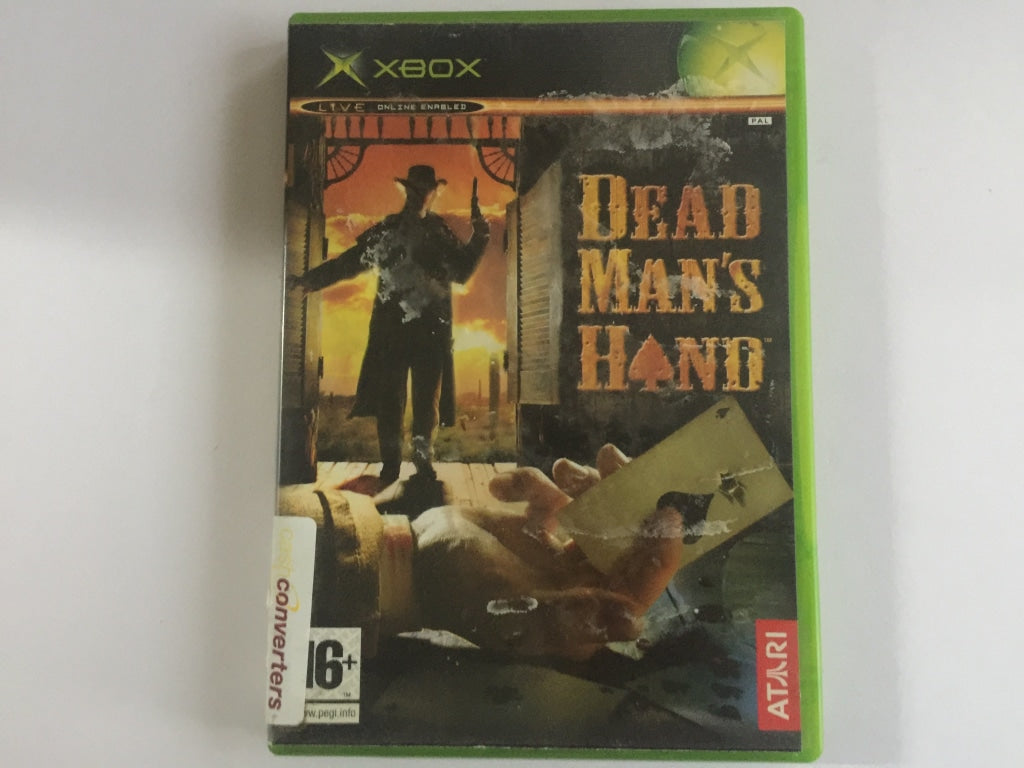 Dead Man's Hand Complete In Original Case