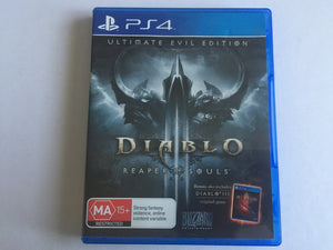 Diablo Ultimate Evil Edition Pre Owned