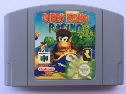 Diddy Kong Racing Cartridge