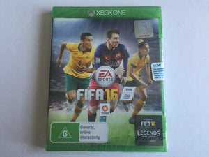 FIFA 16 Brand New & Sealed