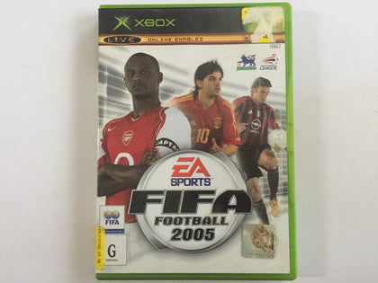 FIFA Football 2005 Complete In Original Case