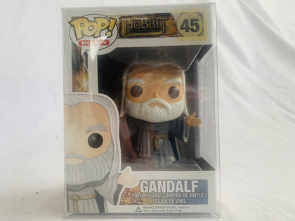 The Hobbit Gandalf #45 Funko Pop Vinyl Brand New & Sealed With Free Protector