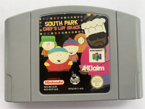 South Park Chef's Luv Shack Cartridge