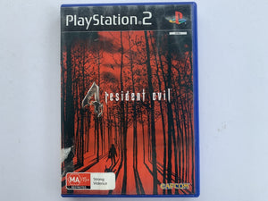 Resident Evil 4 Complete In Original Case