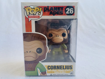 Planet Of The Apes Cornelius #26 Funko Pop Vinyl Brand New & Sealed With Free Protector