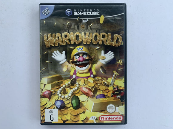 Wario World Complete In Original Case