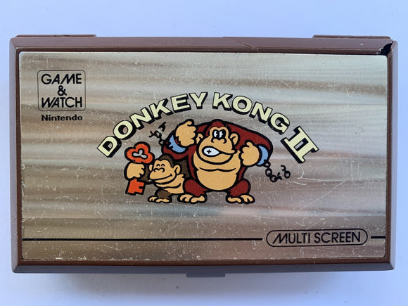 Donkey Kong 2 Multi Screen Game & Watch