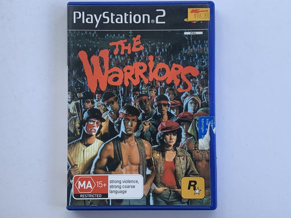 The Warriors Complete In Original Case