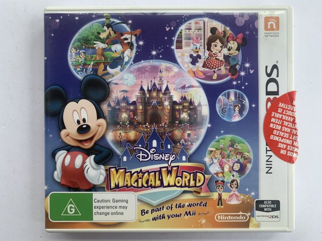 Disney Magical World Complete In Original Case
