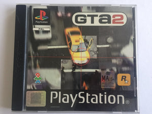 GTA 2 Complete In Original Case