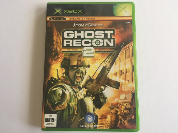 Ghost Recon 2 Complete In Original Case