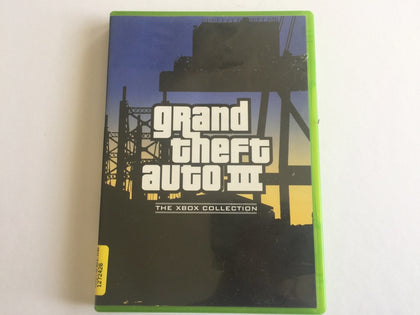 Grand Theft Auto 3 Complete In Original Case