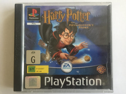 Harry Potter & The Philosopher's Stone Complete In Original Case