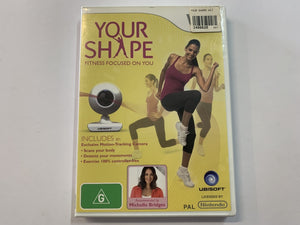 Your Shape Complete In Original Case