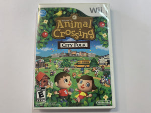 Animal Crossing City Folk Complete In Original Case