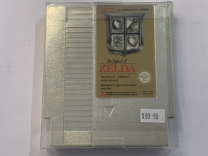 NES Cartridge Plastic Protector