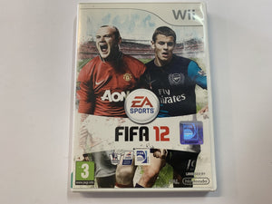 FIFA 12 Complete In Original Case