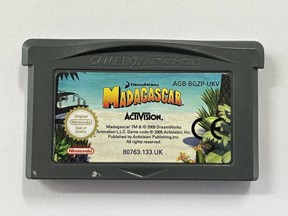 Madagascar Cartridge