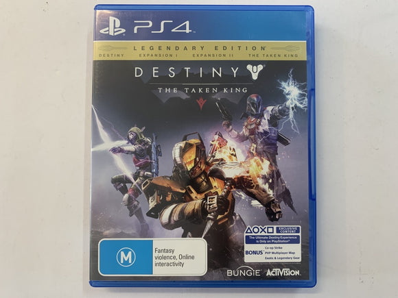 Destiny Complete In Original Case