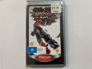 Tekken Dark Resurrection Complete In Original Case