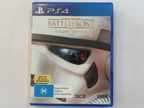 Star Wars Battlefront Complete In Original Case