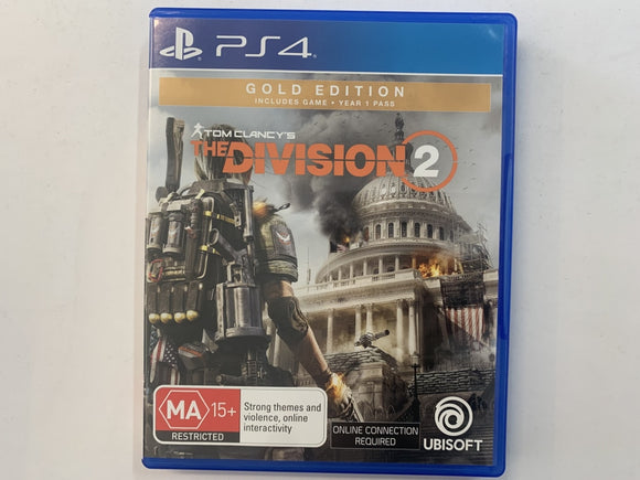 Tom Clancy's The Division 2 Complete In Original Case