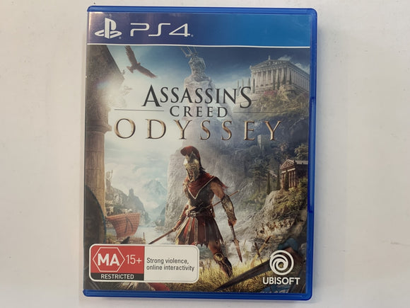 Assassin's Creed Odyssey Complete In Original Case