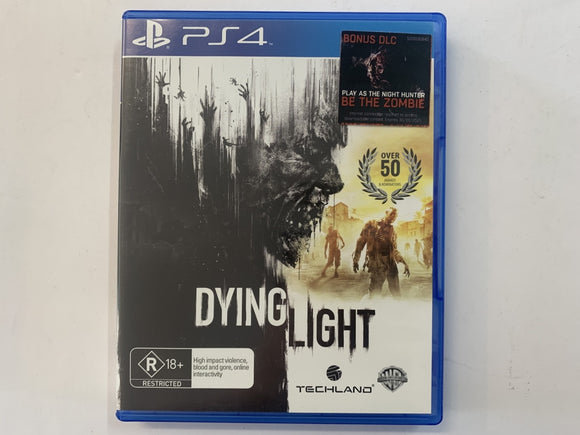 Dying Light Complete In Original Case