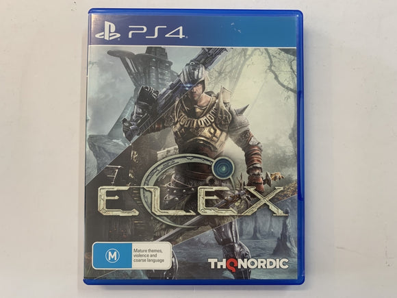Elex Complete In Original Case