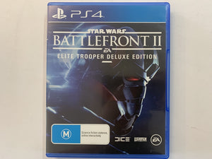 Star Wars Battlefront 2 Complete In Original Case