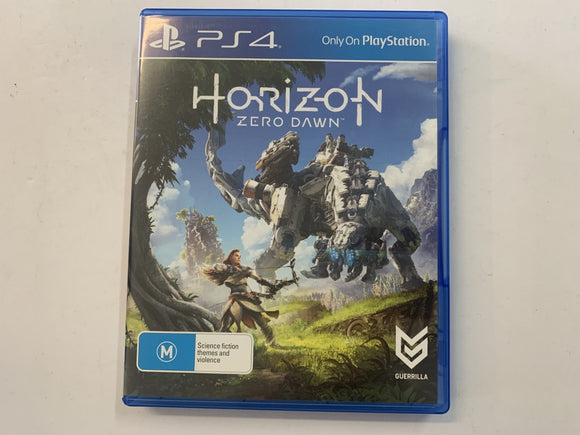 Horizon Zero Dawn Complete In Original Case