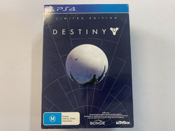Destiny Limited Edition Complete In Box