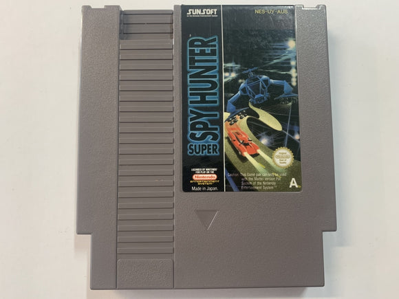Super Spy Hunter Cartridge