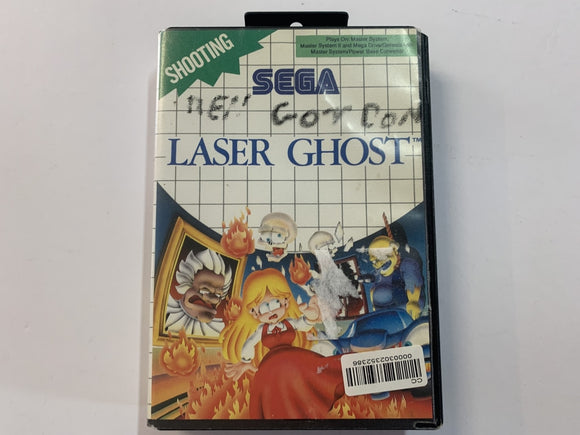 Laser Ghost In Original Case