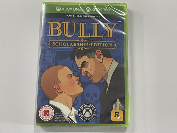 Bully Scholarship Edition Brand New & Sealed