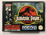 Jurassic Park In Original Box