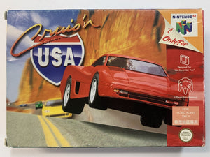 Cruis'n USA Complete in Box