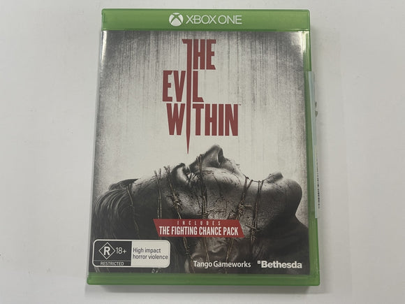 The Evil Within Complete In Original Case
