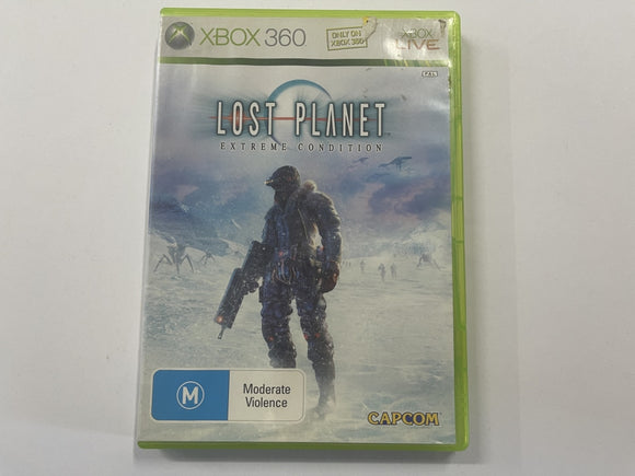 Lost Planet Extreme Condition Complete In Original Case